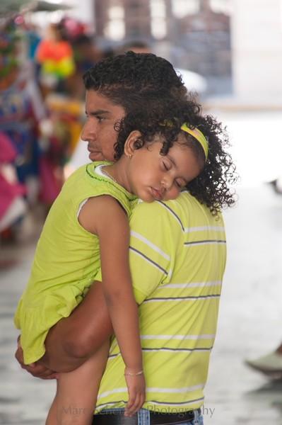 """Sweet dreams in yellow.""  Veracruz, Veracruz, 2007"