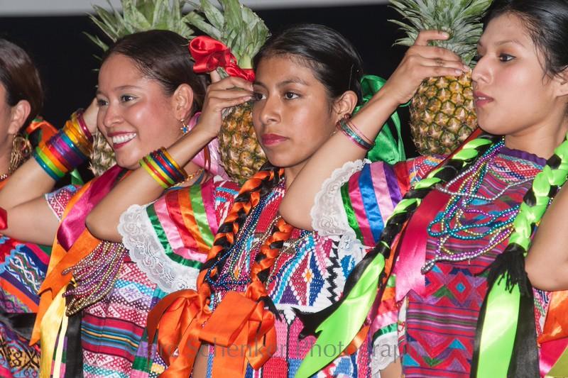 Guelaguetza...tradicion, color y miel, Oaxaca, Oaxaca 2012