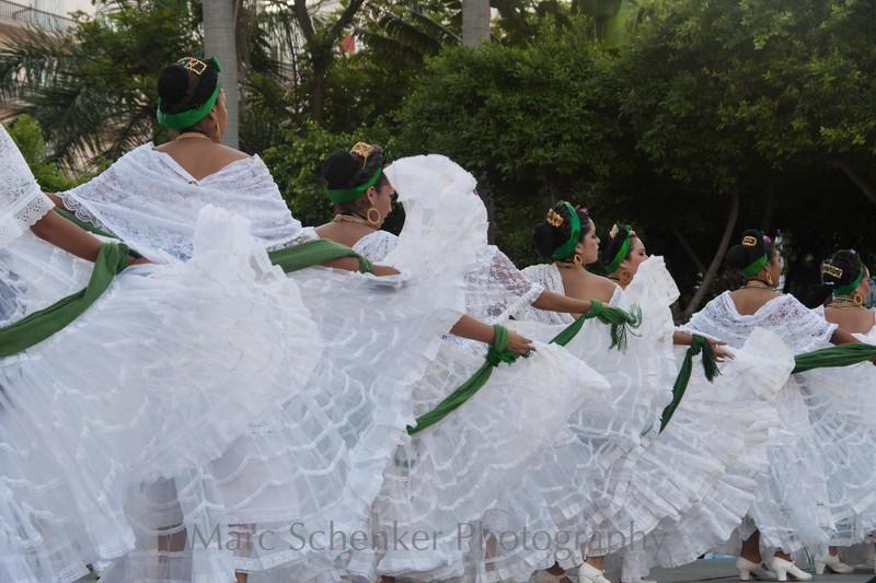 White foam, green seams, Veracruz, Veracruz. 2008