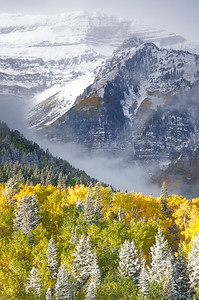 Autumn Mountain Majesty
