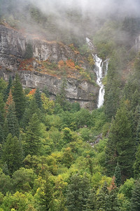 Upper Falls in Provo Canyon 1