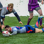 Ohio vs Denver in the inaugural game of the 1st season of the US PRO (Professional Rugby Organization) Rugby League.  Final score of the game was Denver 16 and Ohio 13.