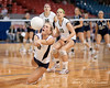 Fruitport vs. North Branch<br /> Girl's High School Volleyball<br /> 2008 MHSAA Class B Semifinals