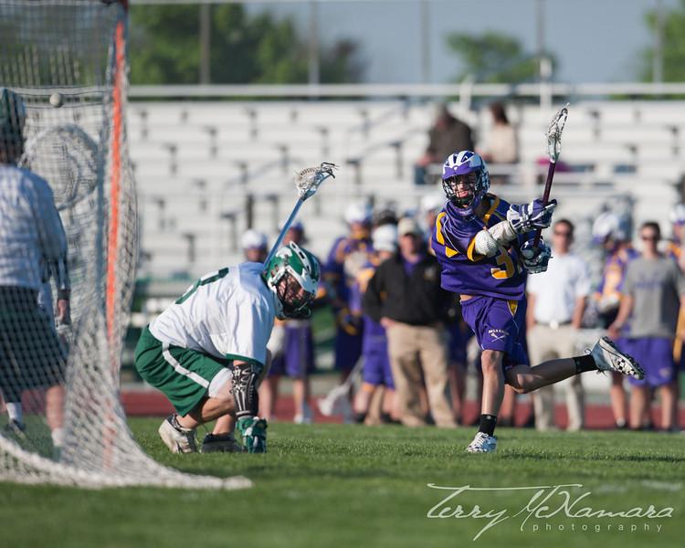 De La Salle vs. Novi High School Boy's Lacrosse 2009