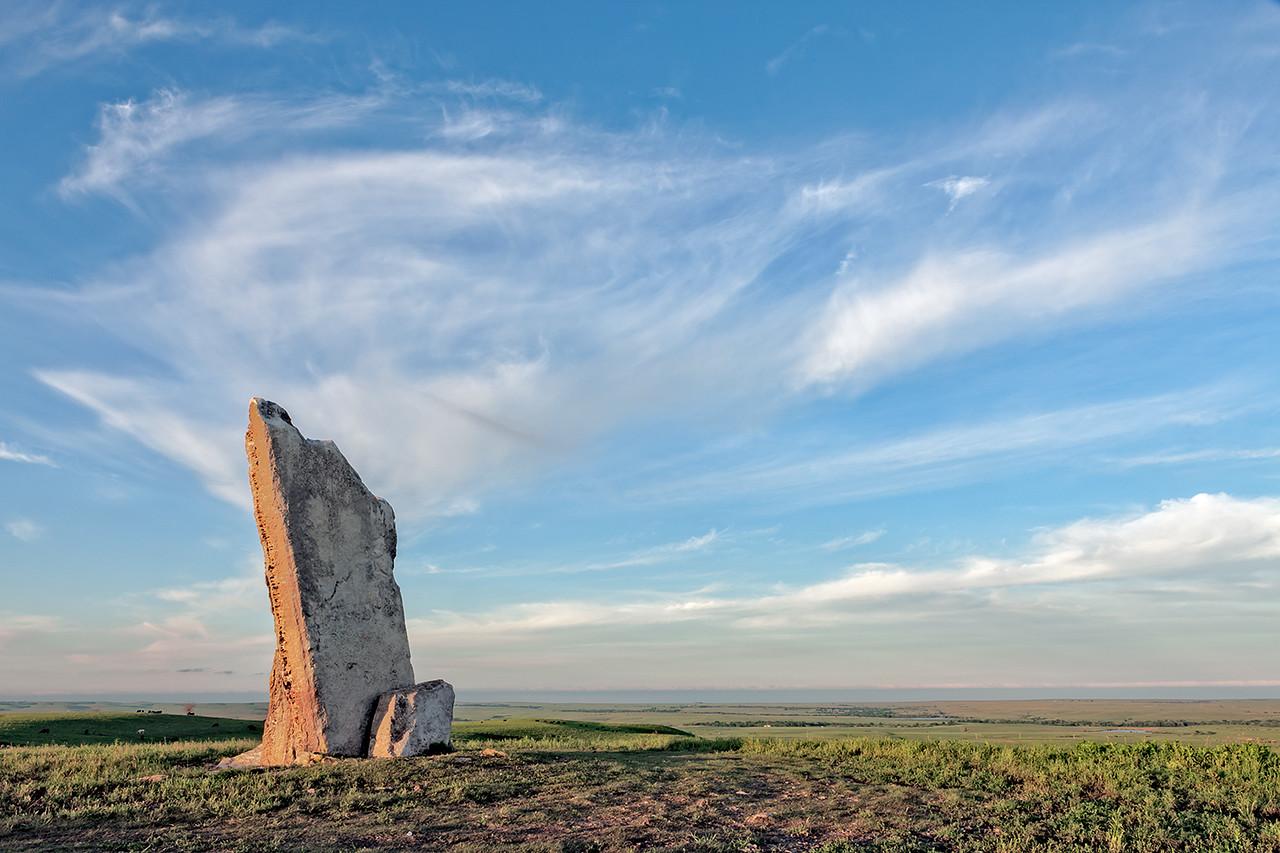 Teter Rock May Sundown