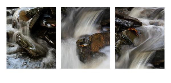 Nant Llwynog Triptych