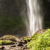 Latourelle Falls in the Columbia Gorge, Oregon.