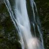A detail of Madison Falls near Lake Crescent, Olympic National Park, Washington.