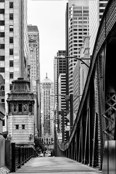 La Salle St Bridge