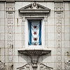 Chicago Flag Window Detail