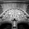 Tribune Tower Doorway Arch