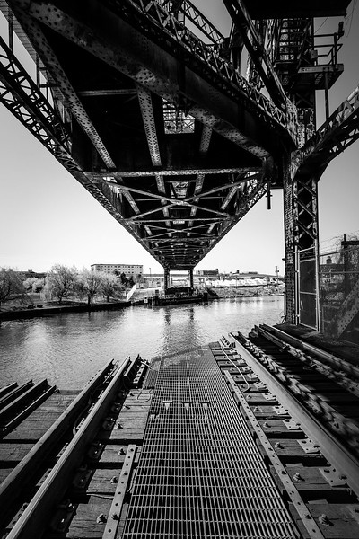 Verticle Lift Bridge