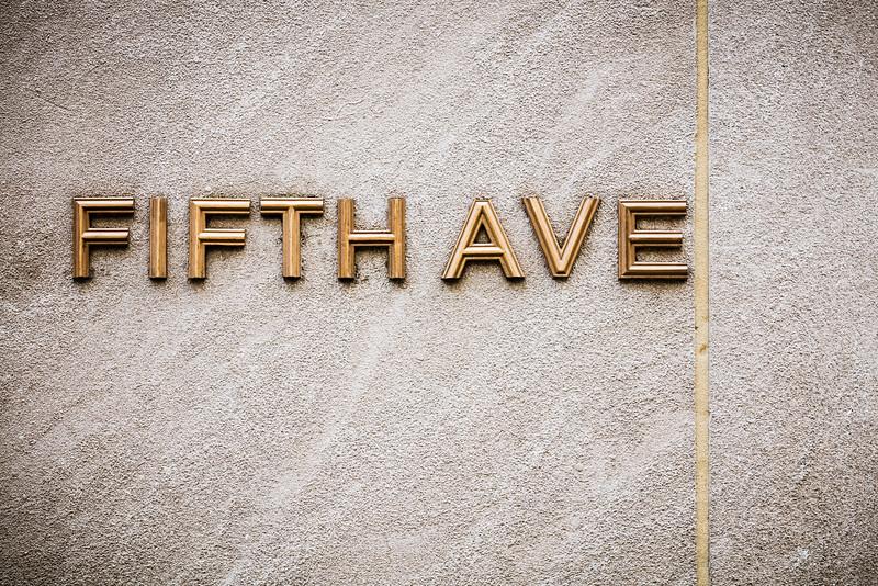 Fifth Ave Manhattan