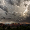 Sedona Storm Clouds