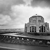 Vista House after the Rain