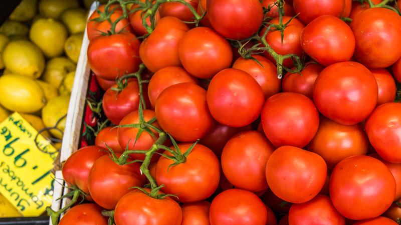 Lemon tomatoes