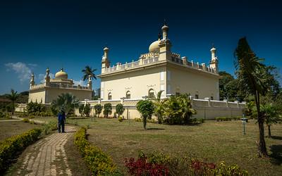 Raja's tomb