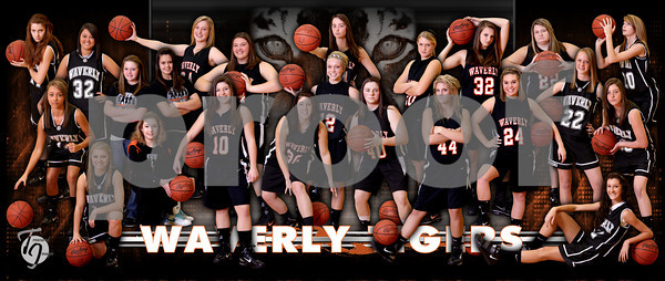 WHS Girls Basketball 2010