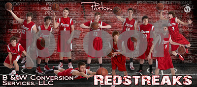 PHS JV and Freshman Team Banner REDUCED SIZE