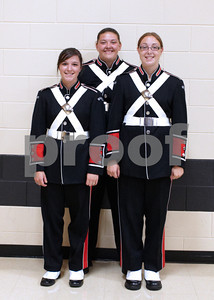 Band Captains