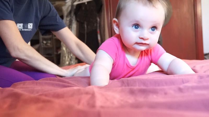 40 weeks old, part 1