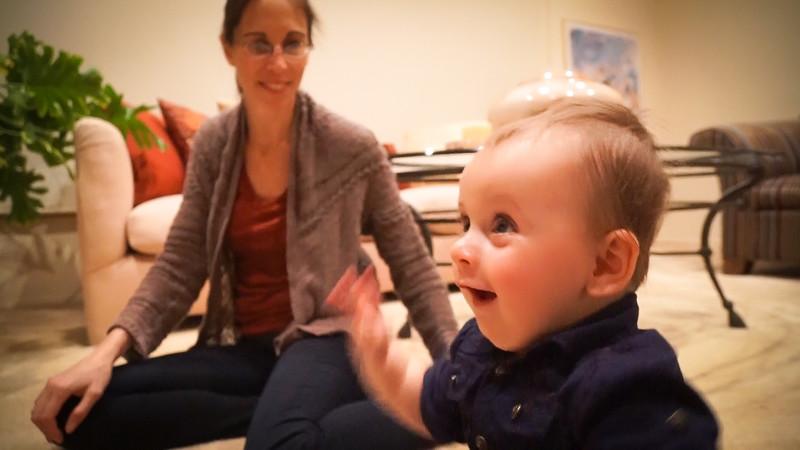 50 weeks old - part 2, TG weekend