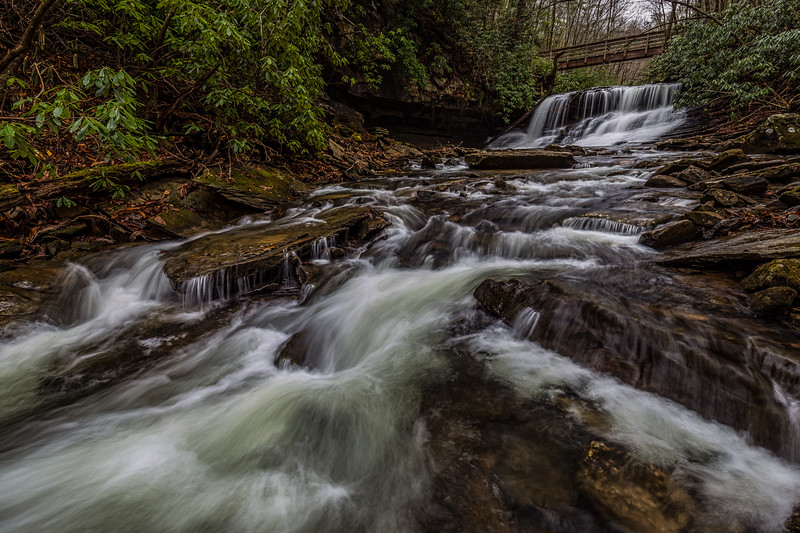 Middle Falls - Little Stony