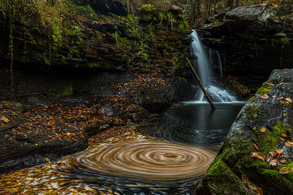 Mill Creek Swirl