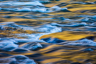 New River Abstract