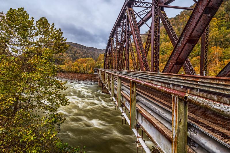 Thurmond RR Bridge
