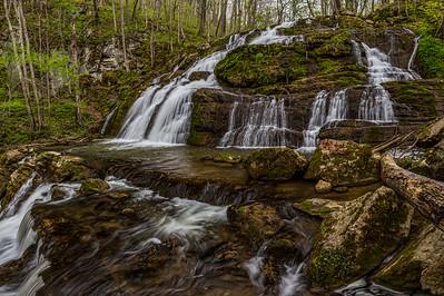 Falls of Logan Creek