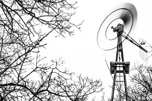 Windmill blur