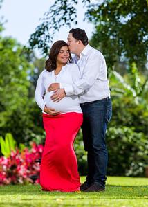 Sesión de Embarazo para recibir a Victoria, la primogénita de Marco y Ximena. Las instalaciones del Hotel Marriott Costa Rica sirvieron de escenario perfecto para engalanar aún más el trabajo.