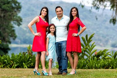 Familia Solano Aguilar