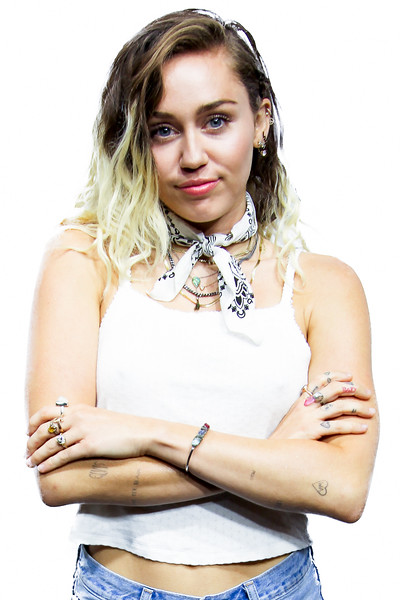 Miley Ray Cyrus is an American singer, songwriter, and actress.