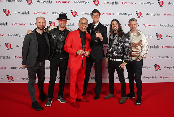 Comic Relief Gala Ball