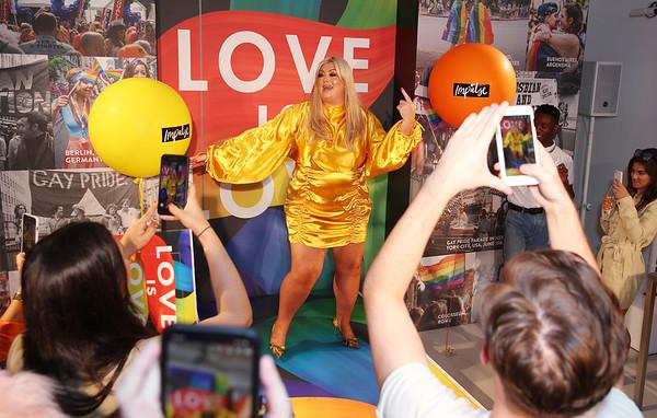 Love Is Love Body Mist launch