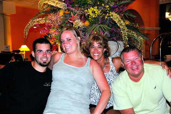 Jason, Kristen, Judi, & Tim