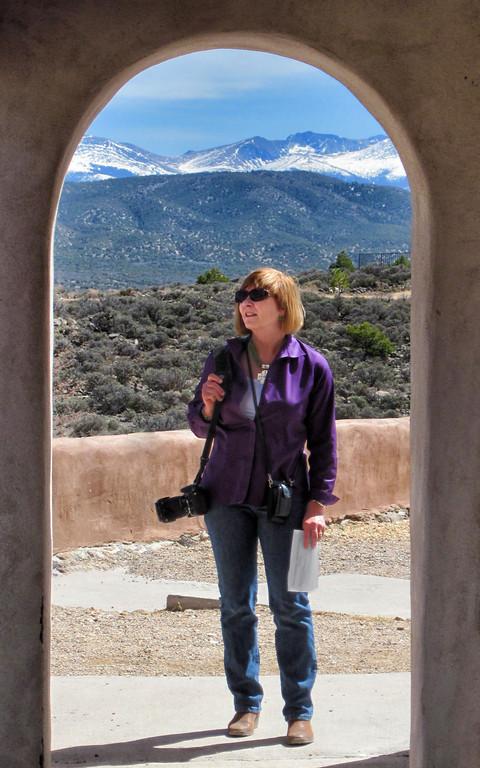 Barbara at San Luis