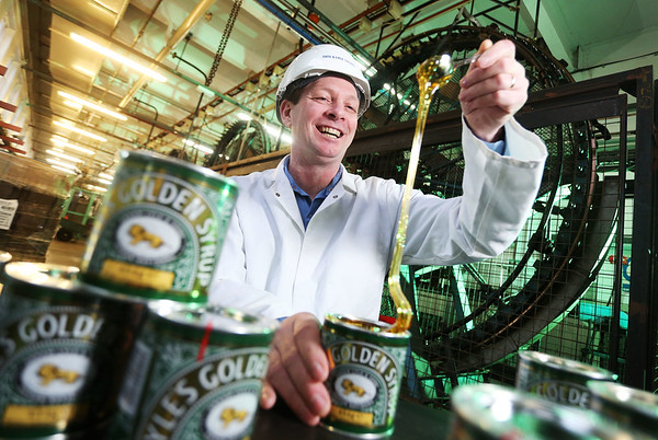Lyle's Golden Syrup® Honours the UK's First Syrup Sommerlier. London, UK, 27th February, 2017