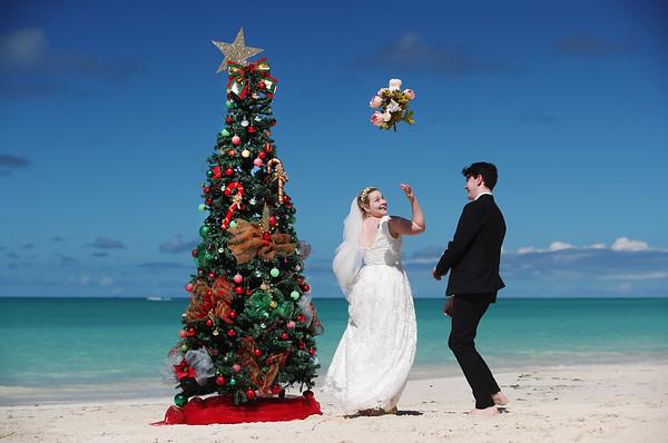 Virgin Atlantic - Caribbean white Christmas