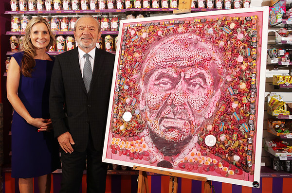 Lord Sugar Portrait