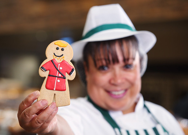 Morrisons make Prince Harry Gingerbread Princes