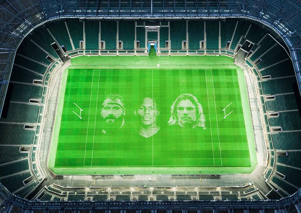 Gallagher Premiership Rugby- Giant Artwork