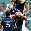HSBC London Rugby Sevens Final Scotland vs South Africa, Twickenham, UK, 22nd May 2016