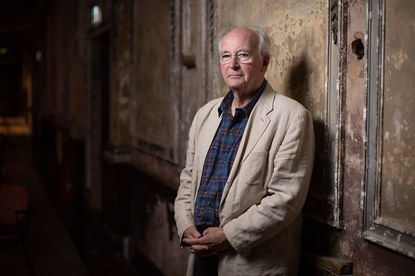 Philip Pullman - The Secret Commonwealth launch