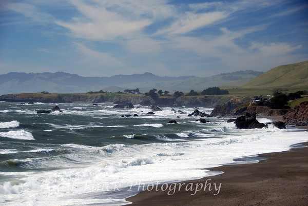 RUGGED COAST - Northern California
