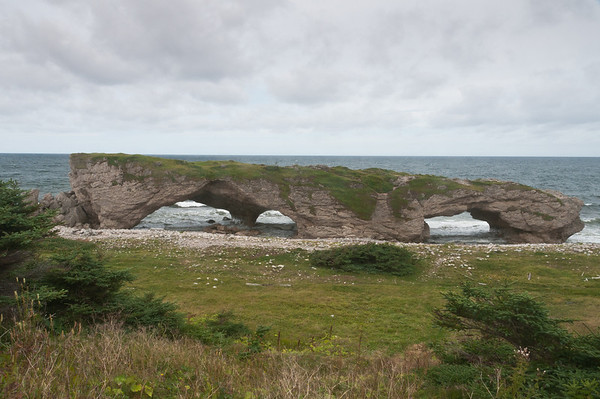 The Arches, Newfoundland