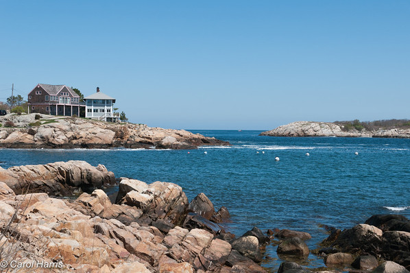 Cape Ann shoreline
