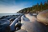 Acadia Boulder Beach Color